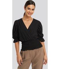sisters point new githa blouse - black