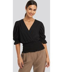 sisters point new githa blouse - black