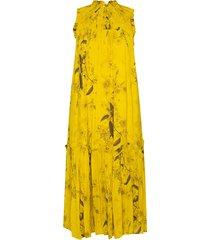aria sleeveless dress