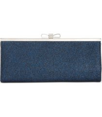 inc carolyn glitter clutch, created for macy's
