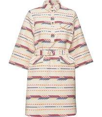 alona dress korte jurk multi/patroon lovechild 1979