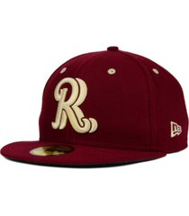 new era frisco roughriders milb 59fifty fitted cap