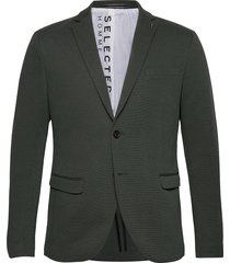 slhslim-cole blz b noos blazer colbert groen selected homme
