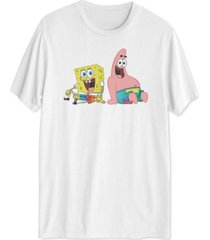sponge bob pride pants men's graphic t-shirt