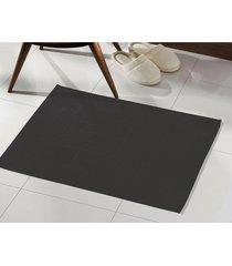 toalha para piso dohler royal ii, preto
