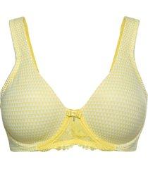 reggiseno t-shirt minimizer con ferretto (giallo) - bpc selection
