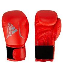 luvas de boxe adidas speed 50 plus - 14 oz - adulto