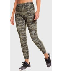 legging everlast long offbeat multicolor - calce ajustado