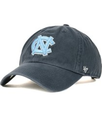 '47 brand north carolina tar heels ncaa clean-up cap
