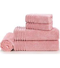 jogo de banho imperiale rosato trussardi | pronta entrega