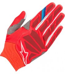 guante aviator rojo alpinestars