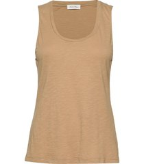 jacksonville t-shirts & tops sleeveless beige american vintage
