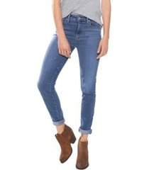 calça jeans levis 721 high rise skinny feminina