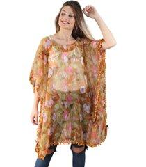 túnica  naranja spiga 31