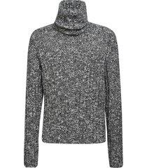 dolce & gabbana turtleneck woven pullover