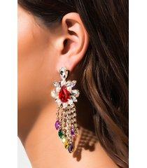 akira bet you rhinestone earring