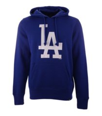 '47 brand los angeles dodgers men's headline hoodie