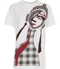 antonio marras crew neck 3/4s t-shirt