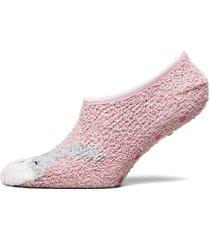 bunny cosy footsies lingerie socks footies/ankle socks rosa hunkemöller
