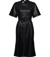 marie dress knälång klänning svart designers, remix