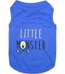 parisian pet little monster dog t-shirt