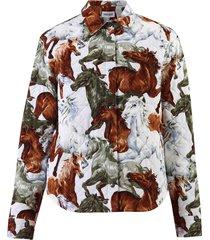 geprint jacket
