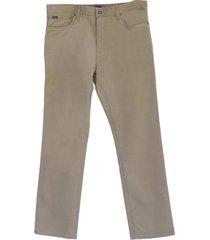 pantalon 5 bolsillos varick beige polo ralph lauren