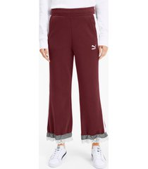 puma x tyakasha knitted culottes voor dames/aucun, maat l