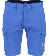 cargo shorts new zealand misson bay blauw