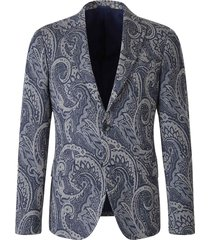 paisley blazer