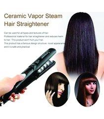 plancha alisadora professional hair salon steam styler -oil argan