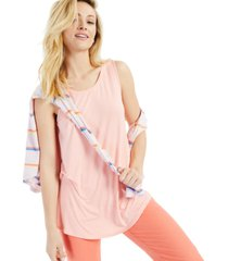 style & co swing tank top, created for macy's