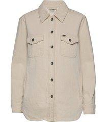 fenz overshirts crème tiger of sweden jeans