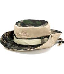 cappello da pescatore arrampicata pieghevole all'aperto da uomo con visiera di protezione uv traspirante da uomo