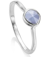 women's monica vinader siren small stacking ring