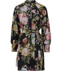 klänning vmreana l/s high neck short dress