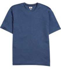 joseph abboud medium blue modern fit t-shirt