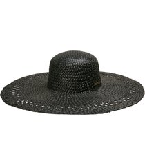 women's o'neill white sands straw hat -