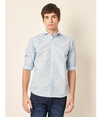 camisa celeste prototype jaded