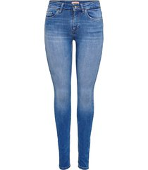 jeans blush life mid mager 12187