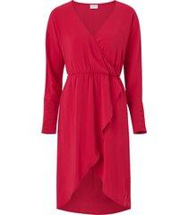 klänning vimilena l/s wrap dress