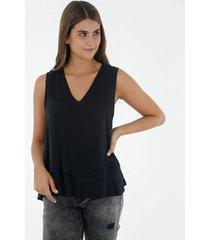 camisa para mujer tennis, fondo entero y manga sisa