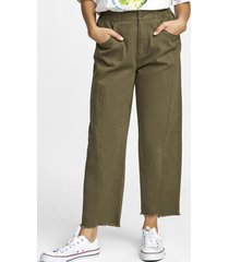 pantalon mujer out going verde rvca