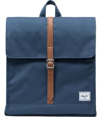 herschel supply co. city mid volume backpack - blue