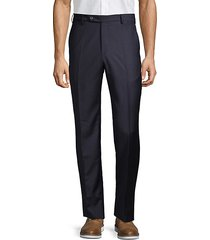 devon 120 luxury virgin wool trousers