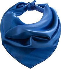 pañuelo azul bohemia liso