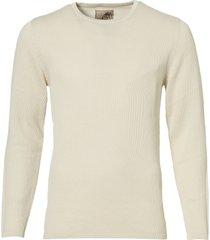 sale - hensen pullover - slim fit - beige