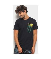 camiseta cyclone loc modern rasta silk masculina