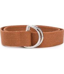 barena d-ring belt - brown