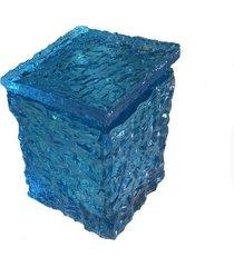 balde de gelo em acrílico azul 981801 t1460
